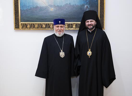 Освящение русского Крестовоздвиженского храма состоится в Ереване в Пасхальные дни
