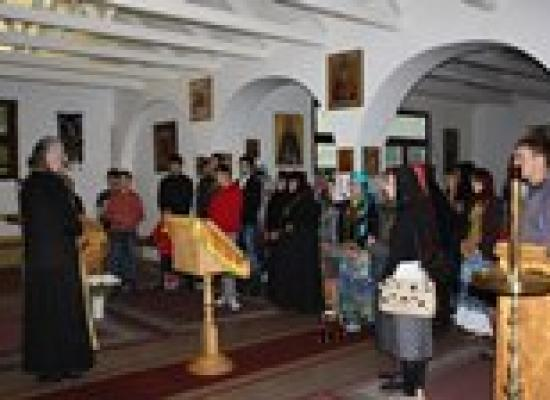 Дети Беслана побывали в православной Германии