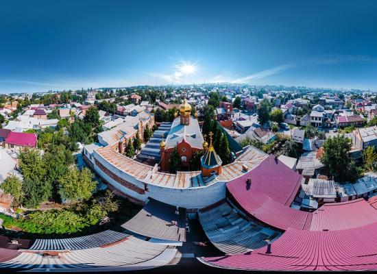 Храм Покрова Пресвятой Богородицы г.Владикавказ